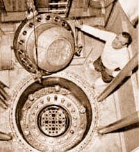 PM-2A Reactor Vessel